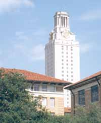 UT bell tower