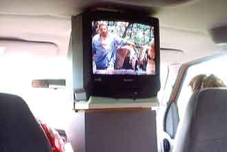 on-board TV