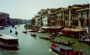 Venice was so beautiful!